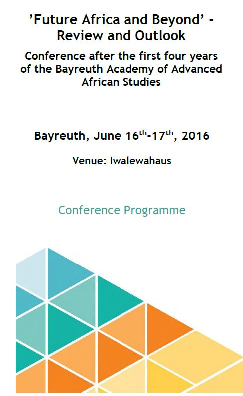 Conference June 2016